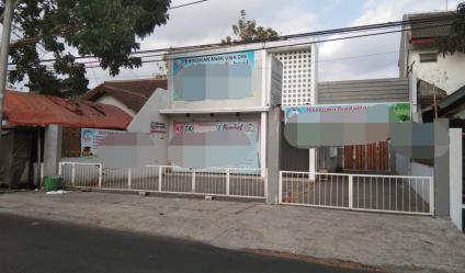 STRATEGIS Banget...! RUANG USAHA Bangunan Baru di Anggajaya Condong Catur dekat Hartono mall Cocok untuk Usaha Apa saja...