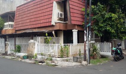 Tanjung Duren Depan Sekolah SMEA AA