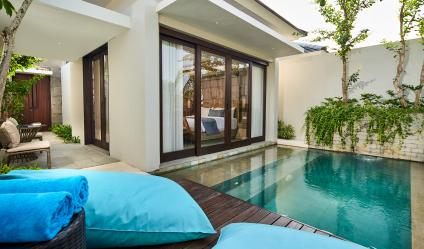 Luxury Villa Resort X2 Bali Breakers