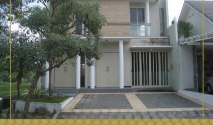 Rumah Citraland Palma Classica ~ Surabaya | Modern & Mempesona