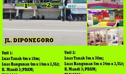 Ruko Diponegoro, Pontianak, Kalimantan Barat