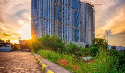 Apartemen Pollux Habibie International Batam