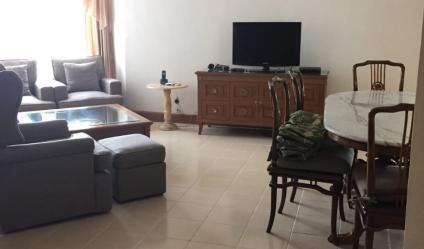 Sewa Apartment Batavia 3 bed 115 m furnish tower 2