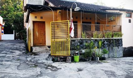 Rumah Murah BALEASRI dekat Jln Wates km 9 Sleman Yogyakarta