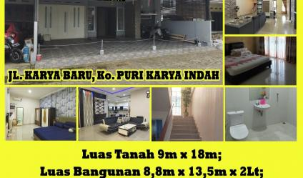 Rumah Puri Karya Indah, Pontianak, Kalimantan Barat