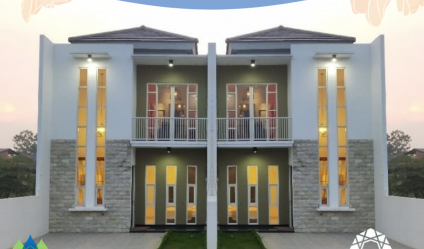 OPEN HOUSE..!!, Perumahan Lantai 2 Exclusive New Desain di Gedangan - Sidoarjo, WA 0895 - 6198 - 50700
