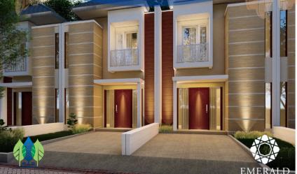 OPEN HOUSE..!!, Perumahan Emerald Village Lantai 2, WA 0895 - 6198 - 50700