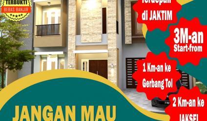 De Callista Prima Residence Hunian Exclusive Area Cipinang Jakarta Timur
