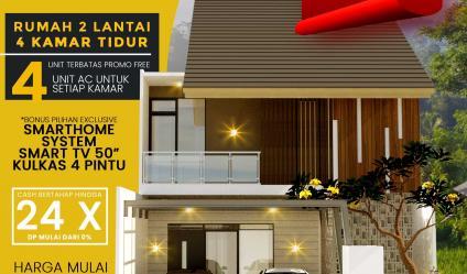 Perumahan ARANYA AVENUE Yogyakarta di Jl Kaliurang km 10