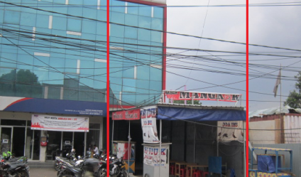 Disewa Ruko Lantai Dasar Di Jl Raya Pekayon Bekasi
