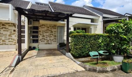 Rumah Minimalis di Rancamaya Golf Real Estate Bogor