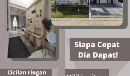Hunian strategis bernuansa islami di Pekanbaru