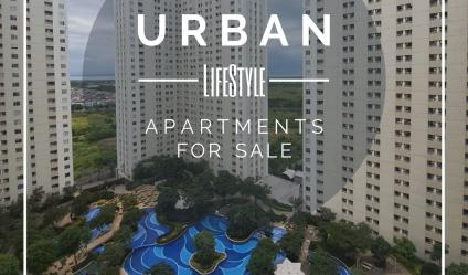 Apartemen Educity Tower Yale ~ Comfy urban living.