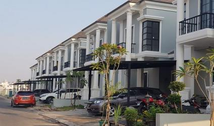 RUMAH Banjar Wijaya Tangerang