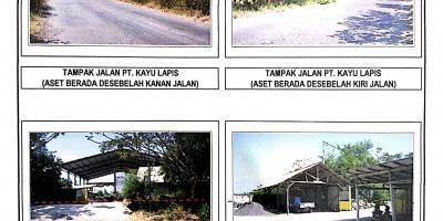 Tanah dan Bangunan Pabrik Dijual Kaliwungu Kendal