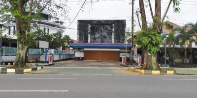 Ruko Hos Cokroaminoto, Pontianak, Kalimantan Barat