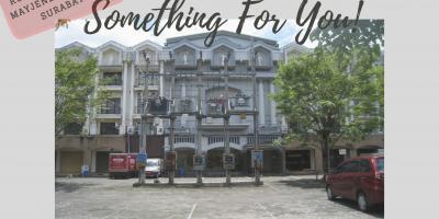 Take Over Usaha dan Ruko Rich Palace, Mayjend Sungkono, Surabaya.