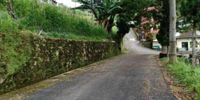 Tanah Strategis Dibangun Vila Dekat Parang Ijo Kemuning Ngargoyoso Kra