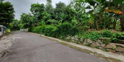 Tanah 2015m² Barat Kantor Kecamatan Karangpandan Karanganyar