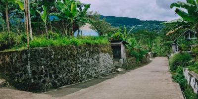 Tanah Pekarangan Datar Dibangun Vila Kemuning Ngargoyoso Karanganyar