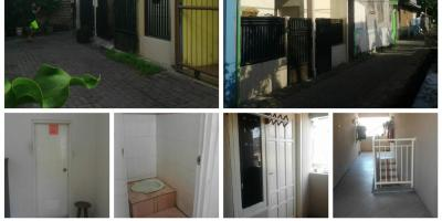Jual Rumah Kost Aktif SHM di Jalan Haji Syukur Sidoarjo