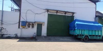 Sewa Gudang Ex Pabrik Plastik Daerah Tropodo Sidoarjo