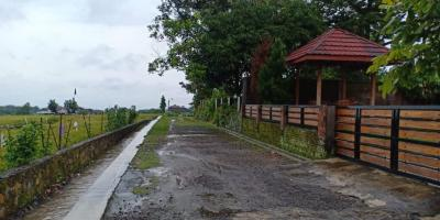 Tanah Idaman 1500m² Strategis Dibangun Vila Karangpandan Karanganyar