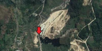 Jual Tanah Kosong Sangat Luas di Raya Padalarang Bandung Barat