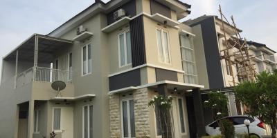 Rumah Mewah Kawasan Elit Dan Murah Di Tirtasani Royal Resort Malang