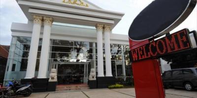 Jual Ex Hotel Mewah daerah Sumur Bandung Kota Bandung