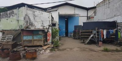 Gudang Kawasan Dumar Industri Strategis Kota Surabaya