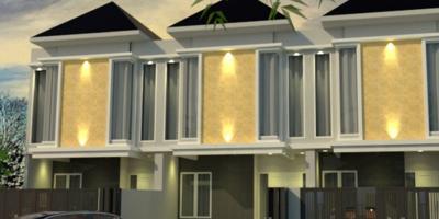 Jual 3 Unit Rumah Baru di Perumahan Tenggilis Mejoyo Selatan Surabaya