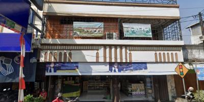 Sewa Ruko Sangat Strategis Hos Cokroaminoto Kota Kediri