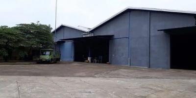 Jual Gudang Cocok Untuk Gudang Pabrik di Tambakagung Mojokerto Siap Pakai