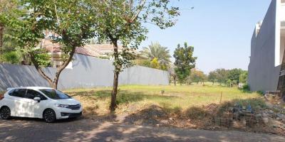 Tanah Strategis Siap Bangun Perumahan Graha Family Surabaya
