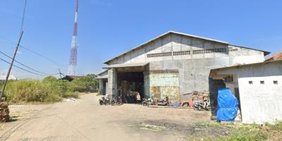 Tanah Gudang Luas Strategis di Soekarno Hatta Kota Semarang