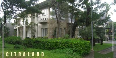 Rumah Citraland, Diamond Hill ~ Surabaya   Elegance and Luxury.