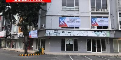 Ruko Pasar Modern Puncak Permai, Surabaya - Prime Location, Hdp Jalan.