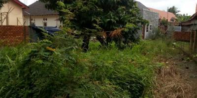 Tanah dan Rumah lokasi strategis di pusat kota Palembang