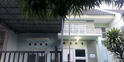 UPDATE !! DIKONTRAKKAN RUMAH MURAH DI PERUMAHAN PONDOK PERMATA SUCI (PPS) JL. EMERALD DENGAN ONE GATE SYSTEM