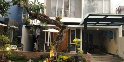 Rumah MEWAH ISTIMEWA MINIMALIS 2 Lantai FULLY Furnished di Dalam Perumahan Maguwoharjo dekat Bandara Adisucipto