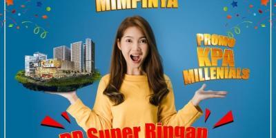 Apartement Cicilan 1,9jt Hunian dengan Konsep Superblock