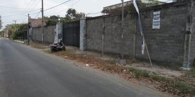 Dijual Bangunan bekas pabrik Gula Srengat Blitar