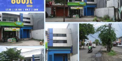 Ruko Bukit Citra Darmo, Benowo, Surabaya | SHM & Strategis