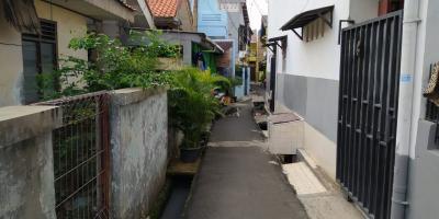 Dijual Lahan ada bangunan lama area strategis Cipinang Kalimalang