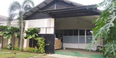 Dijual Bangunan Siap Pakai Untuk Gudang Pabrik Atau Kantor di Cibitung Bekasi