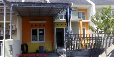 Disewakan Rumah Perum PPS Jln Emerald dengan one gate system Murah Saja