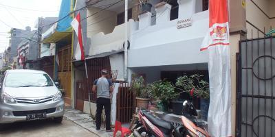 Rumah Pademangan Baru Renov Siap Huni