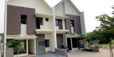 Rumah cluster 2 lantai, harga terjangkau, KPR tanpa DP, dekat akses tol cibubur