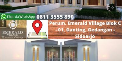 OPEN HOUSE..!!, Perumahan Lantai 2  di Gedangan - Sidoarjo, WA 0895 - 6198 - 50700